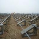 Plinto a zavorra per sostegno pannelli fotovoltaici