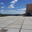 Piastra pavimentazione 200x200x14