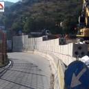 muro di sostegno a Genova