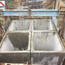 vasche in cemento per stazioni di sollevamento